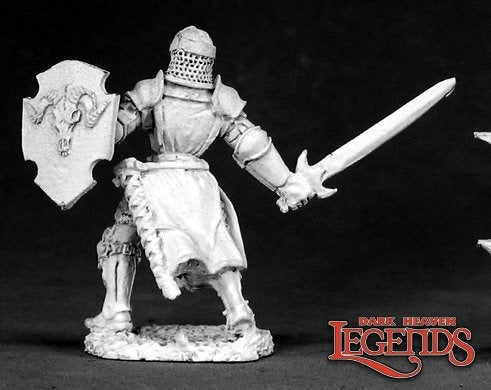 Black Legionnaire: Dark Heaven Legends RPR 02490