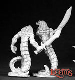 Snakemen: Dark Heaven Legends RPR 02498
