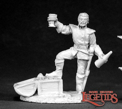 Rudiger Pirate Lord: Dark Heaven Legends RPR 02508