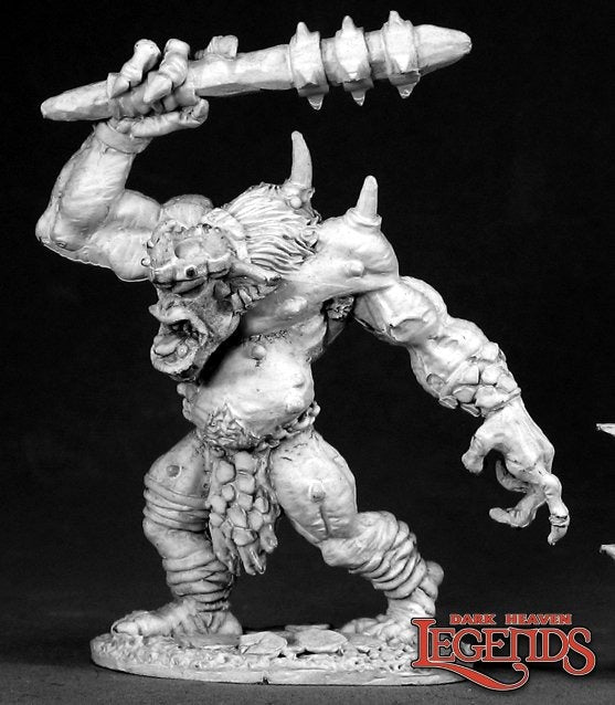 Bulgoth, Troll King: Dark Heaven Legends RPR 02542