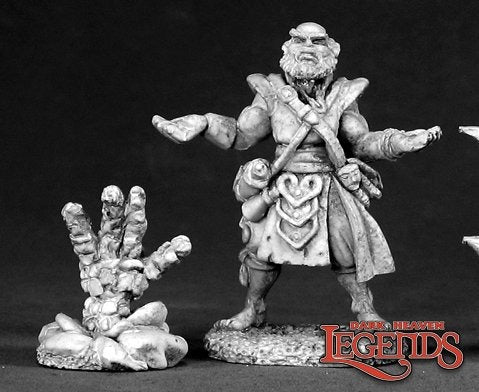 Strohm, Earth Sorcerer: Dark Heaven Legends RPR 02560
