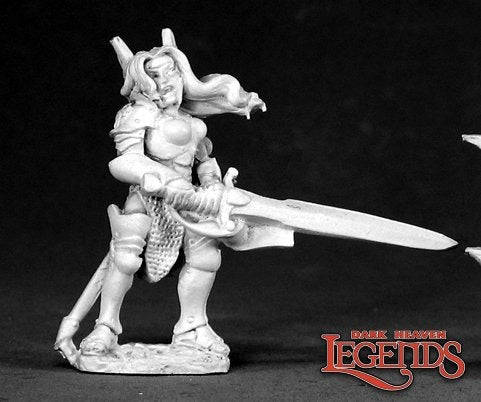 Gabriella, Warmaiden: Dark Heaven Legends RPR 02589