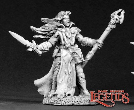 Dark Elf Sorcerer: Dark Heaven Legends RPR 02613