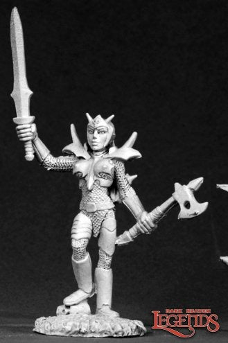 Female Bloodguard: Dark Heaven Legends RPR 02615