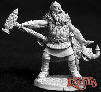 Tharn Helmsunder: Dark Heaven Legends RPR 02640