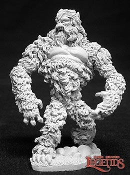 Yeti: Dark Heaven Legends RPR 02697