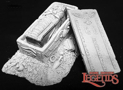 Egyptian Sarcophagus: Dark Heaven Legends RPR 02724