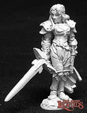 Alaine, Female Paladin: Dark Heaven Legends RPR 02725