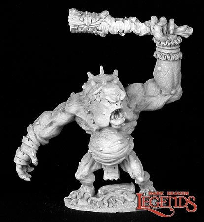 Thornback Troll: Dark Heaven Legends RPR 02828