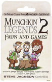 Munchkin Legends 2 - Faun and Games SJG 1496