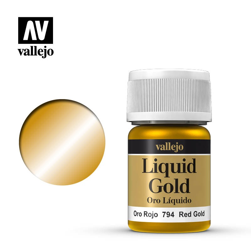 Red Gold (35ml): Liquid Gold VAL 70794