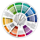 Color Wheel (Small): Hobby Tools VAL H3000