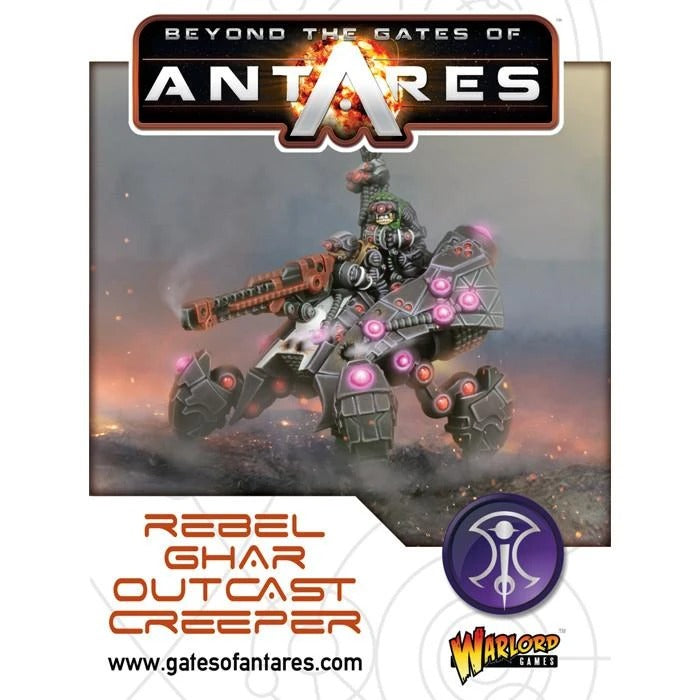 Ghar Outcast Rebel Creeper: Beyond the Gates of Antares WLG WGA-502415001