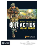 Bolt Action 2 Rulebook: Warlord Games WLG 401010001
