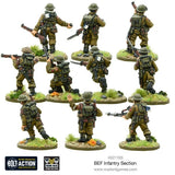 BEF Infantry Section: Bolt Action WLG 402211005