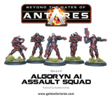 Algoryn AI Assault Squad: Beyond the Gates of Antares WLG WGA-ALG-01
