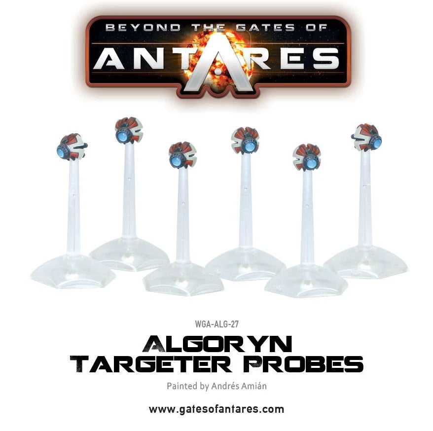 Algoryn Targeter Probes: Beyond the Gates of Antares WLG WGA-ALG-27
