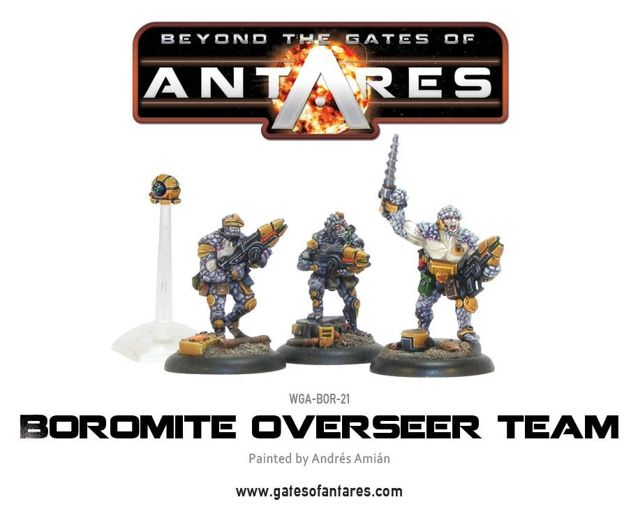 Boromite Overseer Team: Beyond the Gates of Antares WLG WGA-BOR-21