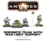 Boromite Team with Mag Light Support: Beyond the Gates of Antares WLG WGA-BOR-26