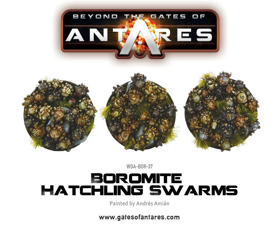 Boromite Hatchling Swarms: Beyond the Gates of Antares WLG WGA-BOR-37