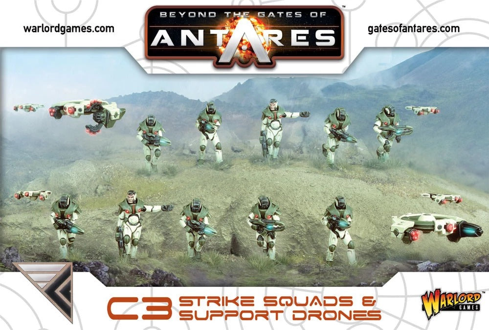 Concord Strike Squad: Beyond the Gates of Antares WLG WGA-CON-16