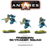 Freeborn Sky Raider Squad: Beyond the Gates of Antares WLG WGA-FRB-06