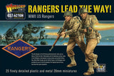 Rangers Lead The Way! US Rangers boxed set: Bolt Action WLG WGB-AI-02