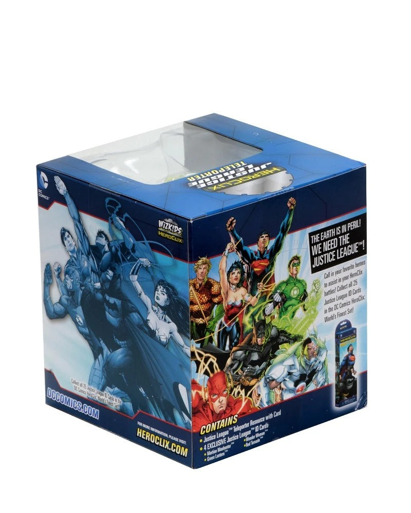 Justice League Teleporter - World's Finest Set: DC Comics HeroClix WZK 72399