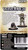 Girl Druid & Stone Creature: WizKids Wardlings WZK 73314