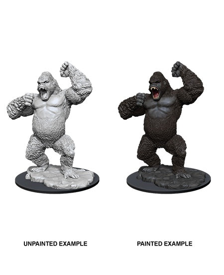 Giant Ape: D&D Nolzur's Marvelous Minaitures WZK 90090