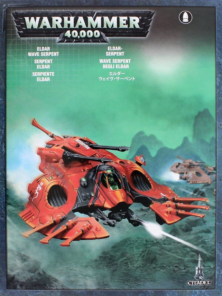 Eldar Wave Serpent GAW 46-21