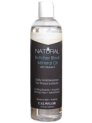 Butcher Block Natural Oil, 12 oz