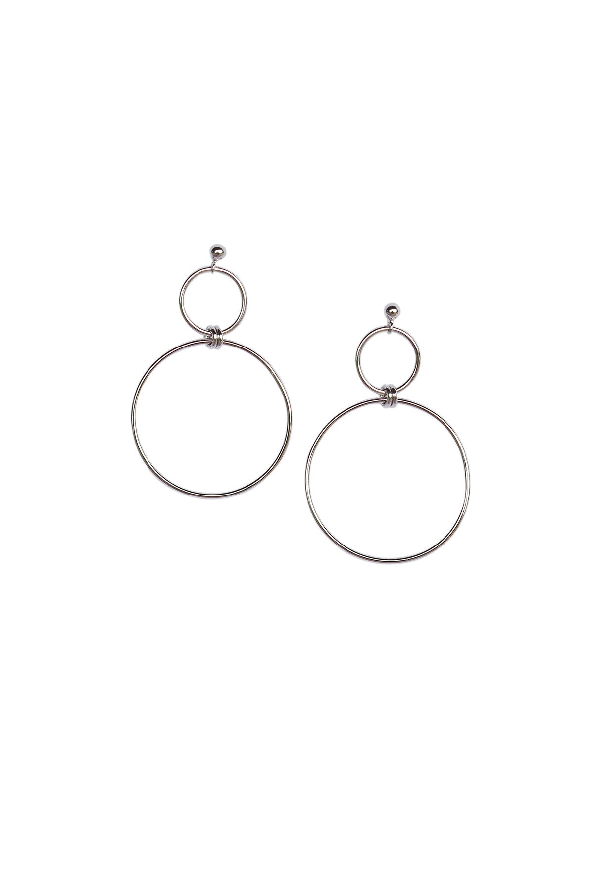 sterling wholesale small genuine silver hoop for product jewelry earrings fine brincos yafeini