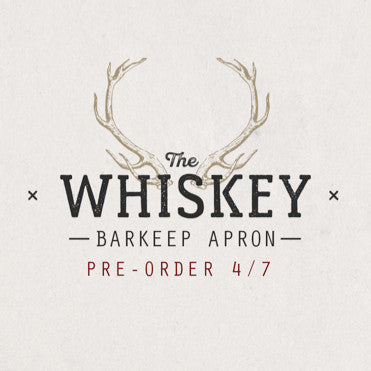 THE WHISKEY LIMITED - BARKEEP APRON