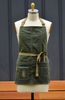 PINEVILLE BARTENDER APRON - WAXED CANVAS - 4 WEEK PRODUCTION TIME