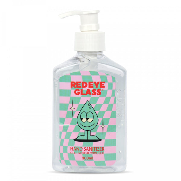 Red Eye Glass Hand Sainitizer 300ml