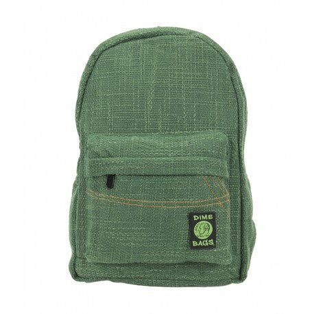 "Dime Bags 17"" Studdy Buddy Backpack-GREEN"