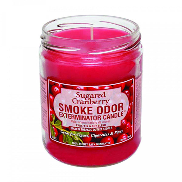 Sugared Cranberry Smoke Odor