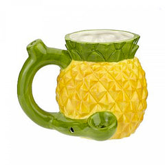 Pineapple Mug Pipe