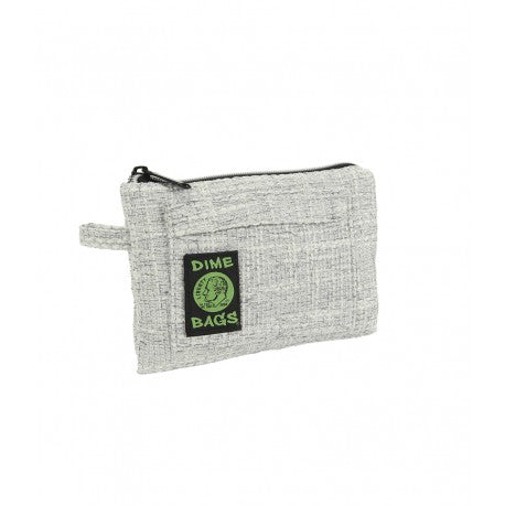 "Dime Bags 8"" Padded Pouch-Grey"