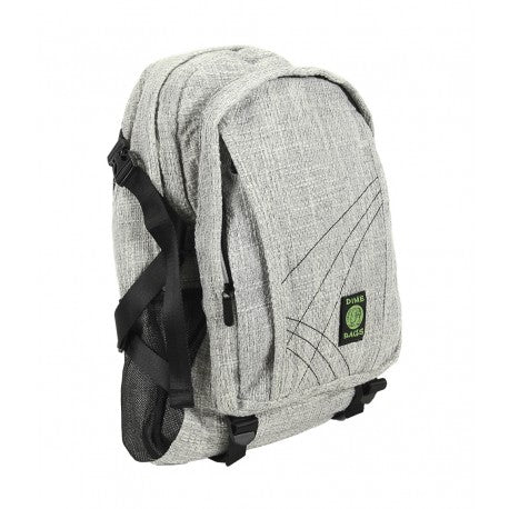 "Dime Bags 18"" Back Pack- GREY"