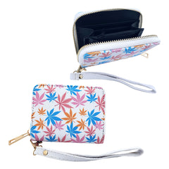 Leaf Design Wallet