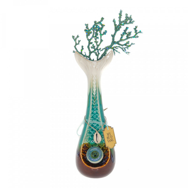 My Bud Vase- Yemaya Water Pipe