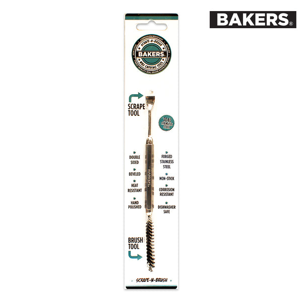 Bakers Tool Scrape-N-Brush
