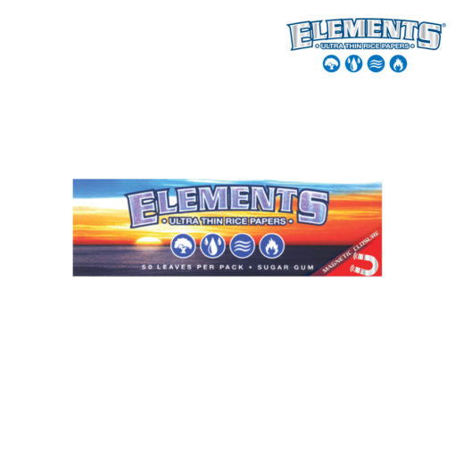Element Rolling Papers 1 1/4 With Magnet