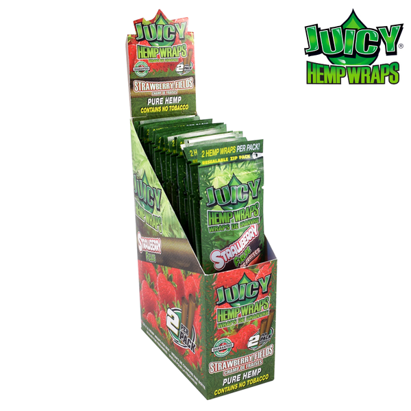 Juicy Hemp Wrap Mango Papaya
