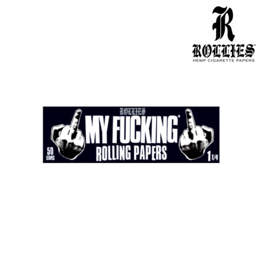 MY FUCKING ROLLING PAPERS 1¼