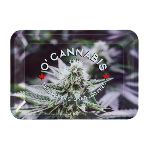 O'CANNABIS ROLLING TRAY – MINI