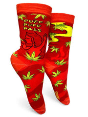 Puff Puff Women's Socks