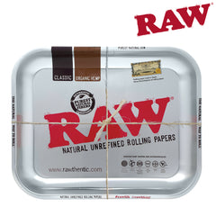 RAW Steel Tray